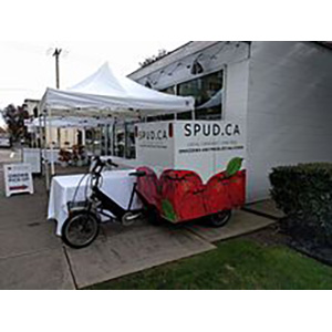 Sustainable Produce Urban Delivery'