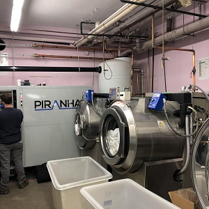 SHARC International Systems Inc., Piranha wastewater heat recovery system